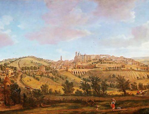 Urbino città ideale